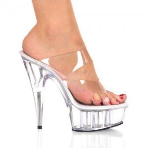 platformy boty nazouvací Delight-602-c