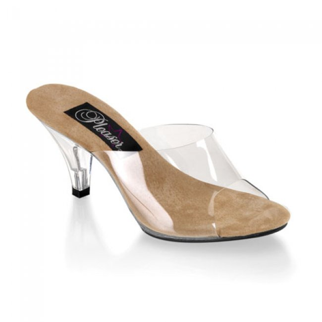 pantofle Belle-301-ct - Velikost 38