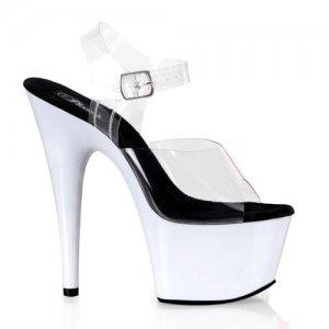 Adore-708uv-cnw boty na vysokém podpatku a platformě