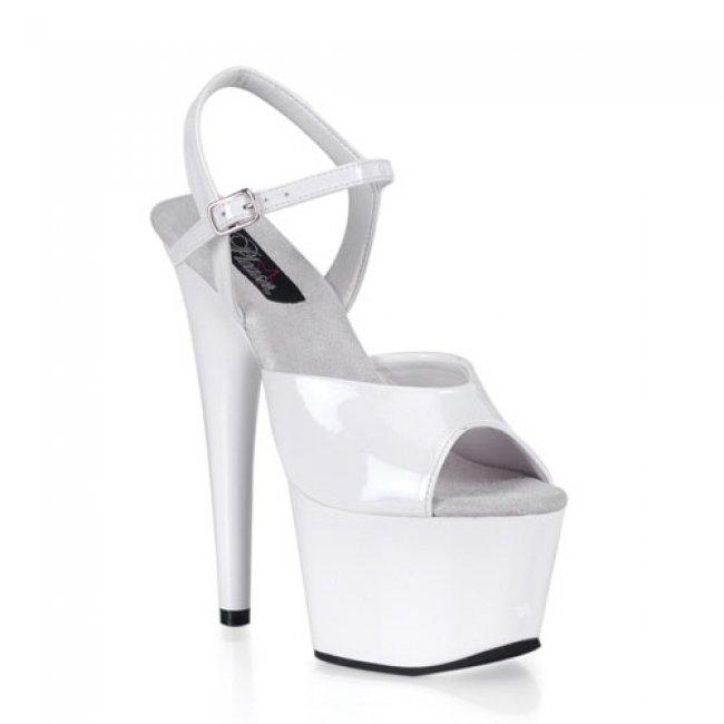 Adore-709-w boty na vysokém podpatku a platformě - Velikost 37