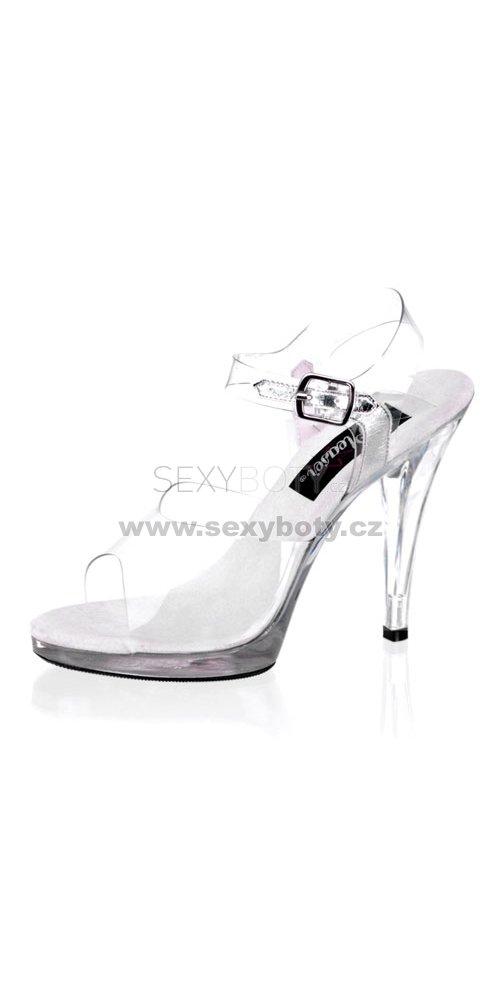 698dfeaf130 luxusní obuv Flair-408-c - Velikost 43   SEXYBOTY.cz