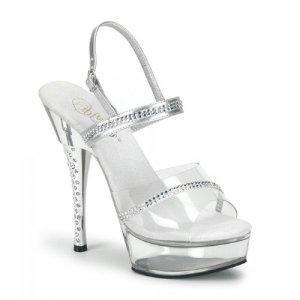 luxusní sandále DIAMOND-639-SC