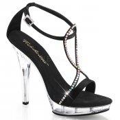 dámské společenské boty Lip-156-bsac