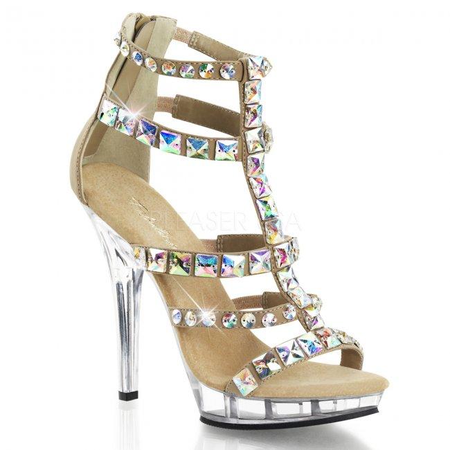 dámské společenské boty Lip-158-tpnb - Velikost 35