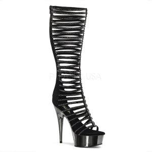 luxusní dámské sandály Delight-600-44-bf