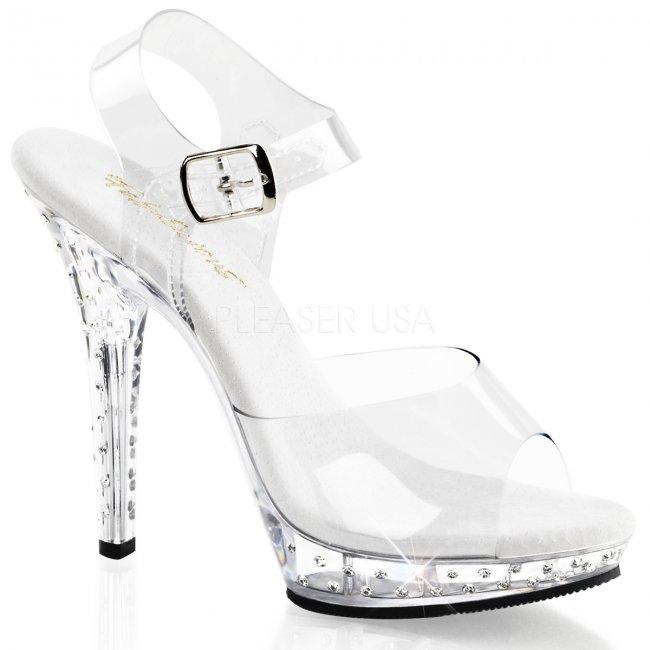 luxusní sandálky Lip-108sdt-c - Velikost 36