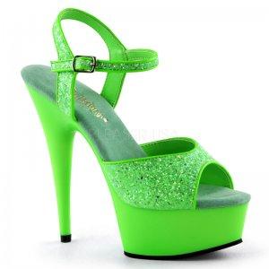 sandále s UV efektem Delight-609uvg-ngn