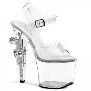 boty na vysokém podpatku Revolver-708-c