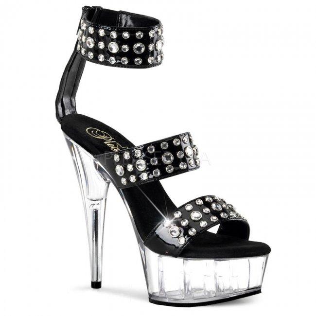 dámské sandály Delight-694-bc - Velikost 35