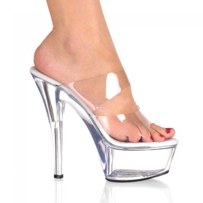 Kiss-202-c krásné sexy boty na podpatku a platformě - Velikost 38