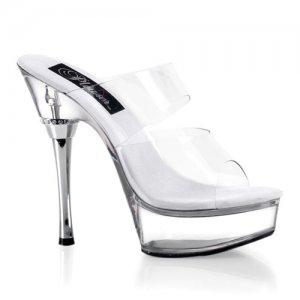 Allure-602-c elegantní boty na středně vysokém podpatku
