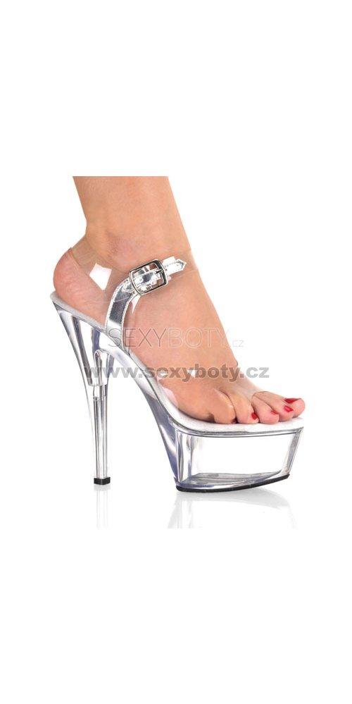 13d755a33df Kiss-208-c krásné sexy boty na podpatku a platformě - Velikost 44 ...