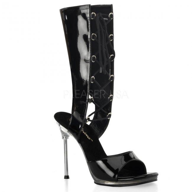 dámské společenské sandálky Chic-65-bc - Velikost 40