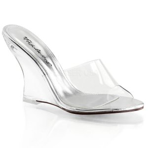 dámské pantoflíčky na klínku Lovely-401-c