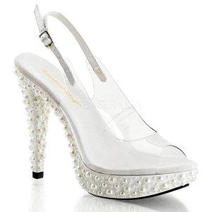 luxusní společenské sandálky Cocktail-518-cw
