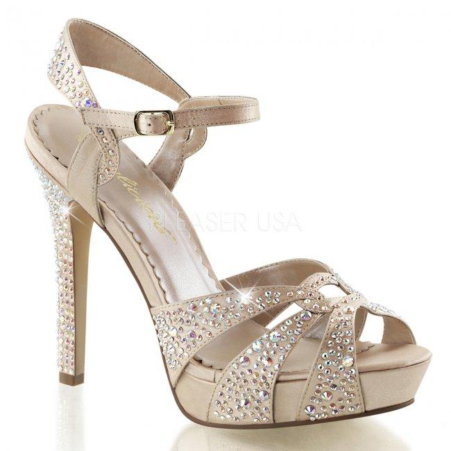 dámské společenské sandálky Lumina-23-chasa - Velikost 40