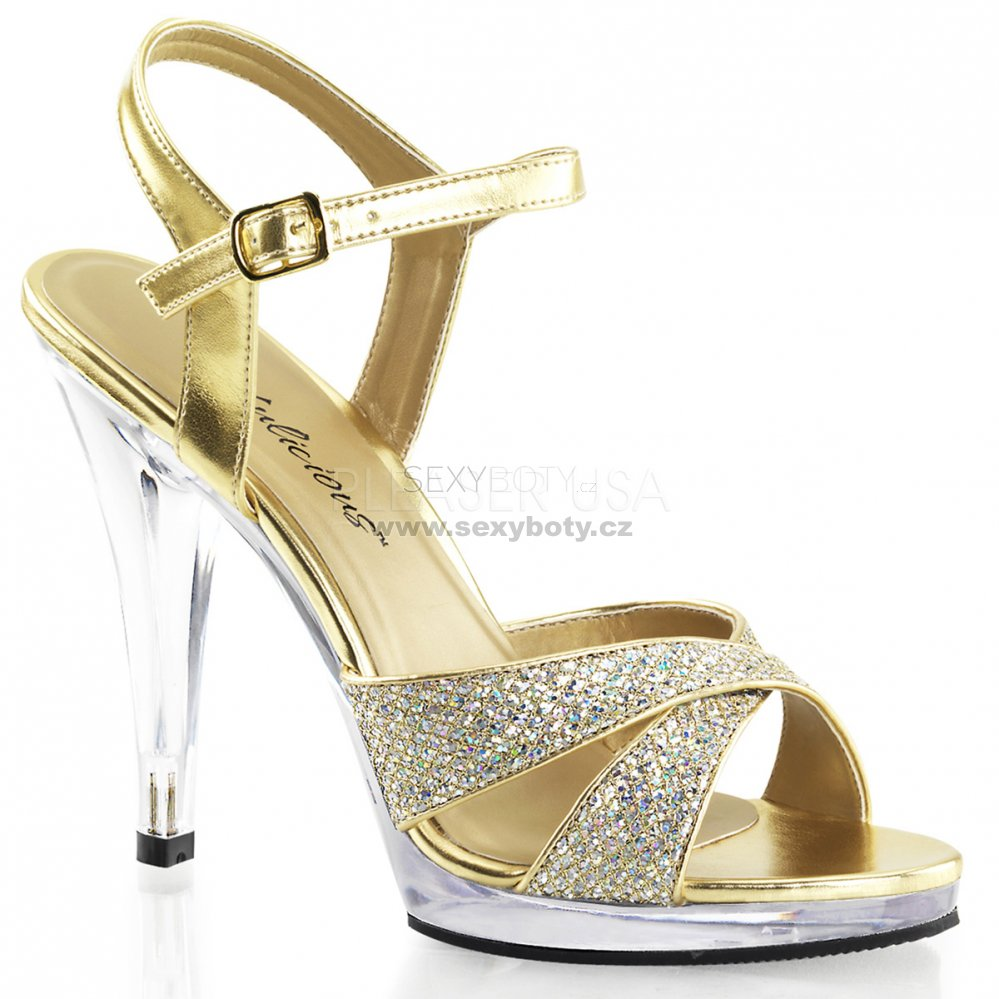 6e5424006a6 dámské páskové sandály Flair-419g-gc - Velikost 37   SEXYBOTY.cz