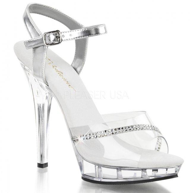 dámské páskové boty Lip-108r-c - Velikost 40