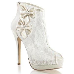 saténové sandály Bella-28-ivsa