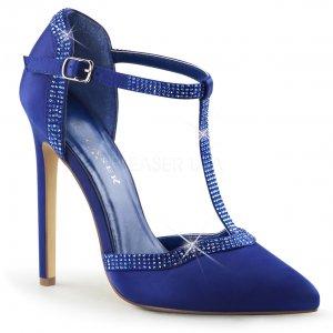 modré společenské lodičky Sexy-25-blusa