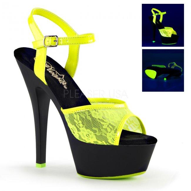 UV dámské sandálky Kiss-209ml-nylb - Velikost 37
