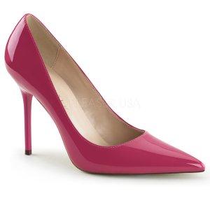 růžové dámské lodičky Classique-20-hp