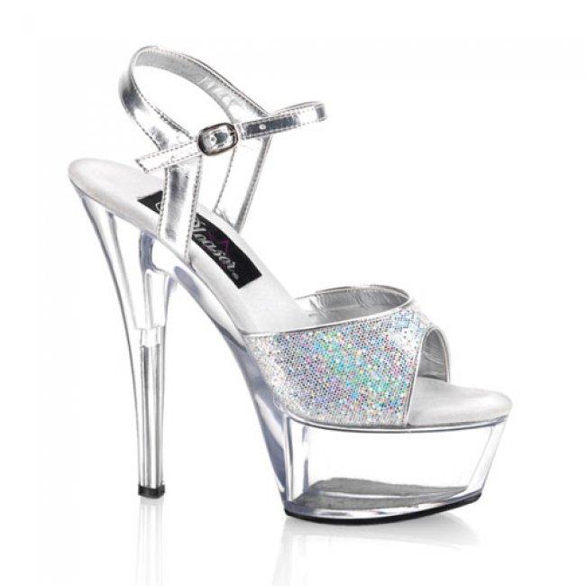 Kiss-210-sgc krásné sexy boty na podpatku a platformě - Velikost 41