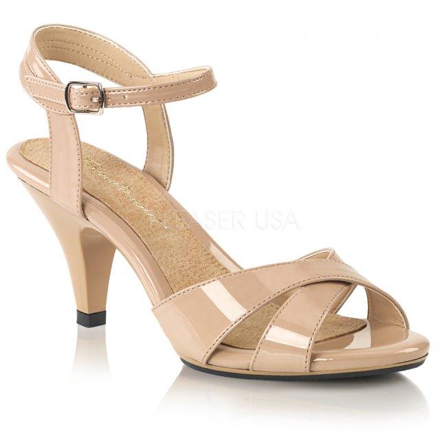 dámské páskové sandálky Belle-315-nd - Velikost 36
