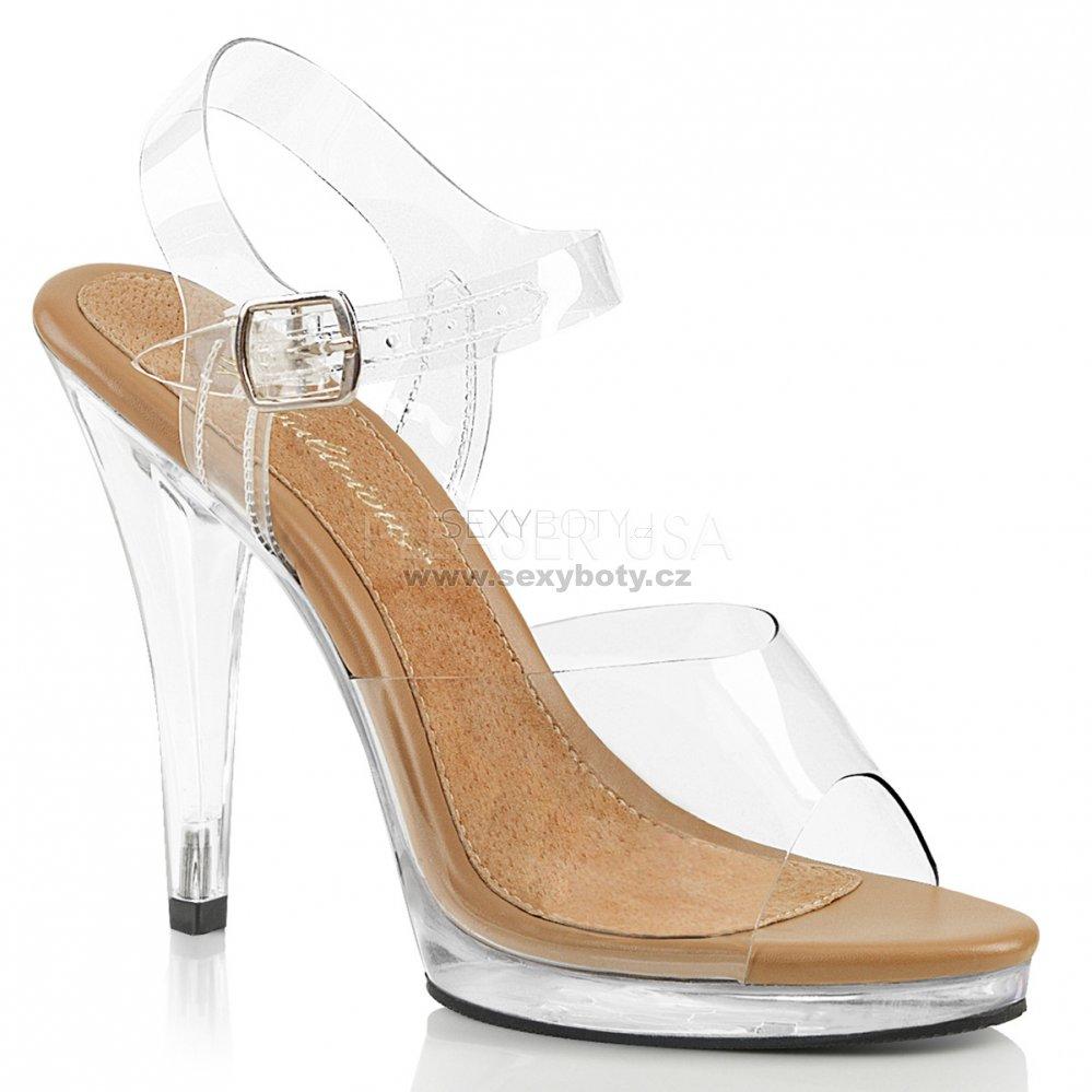 dámské páskové sandálky Flair-408-ctc - Velikost 42   SEXYBOTY.cz a39eb167f4