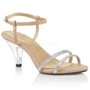 dámské páskové sandálky Belle-316-ndpuc