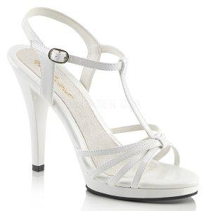 dámské svatební boty Flair-420-w