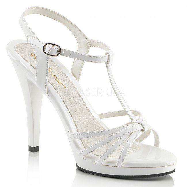 dámské svatební boty Flair-420-w - Velikost 43
