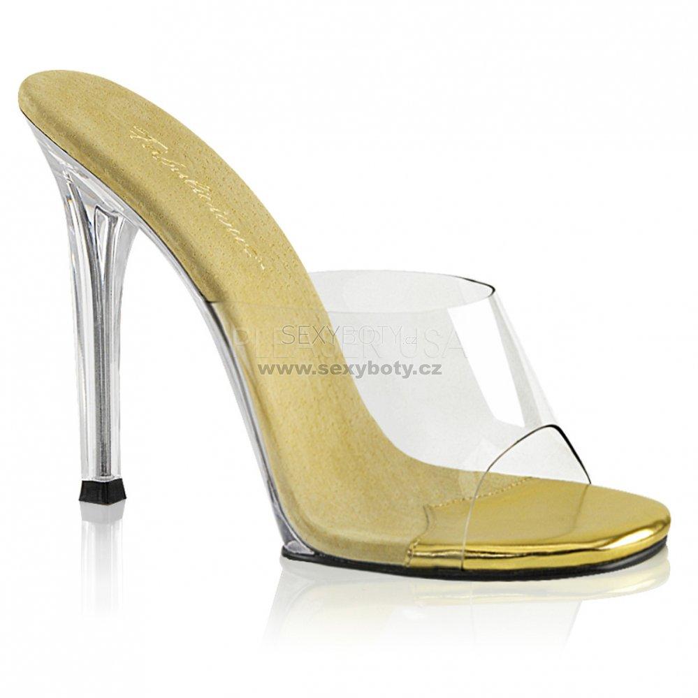 soutěžní boty na fitness a bodyfitness Gala-01-cgc - Velikost 37 ... b550046b09