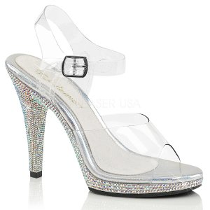 luxusní dámské páskové sandálky Flair-408dm-csmcrs