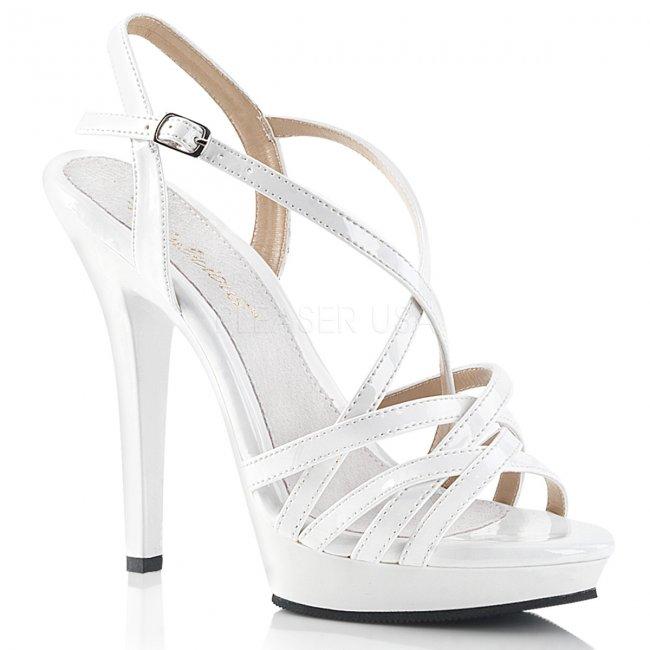 dámské svatební boty Lip-113-w - Velikost 38