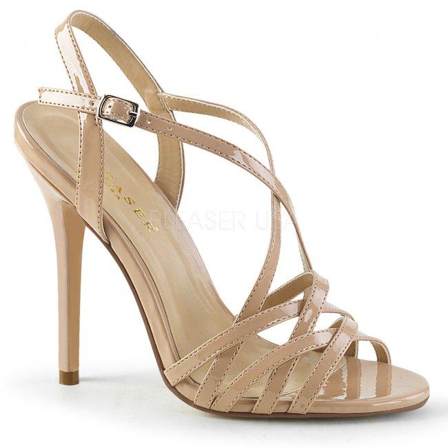dámské společenské sandálky Amuse-13-nd - Velikost 43