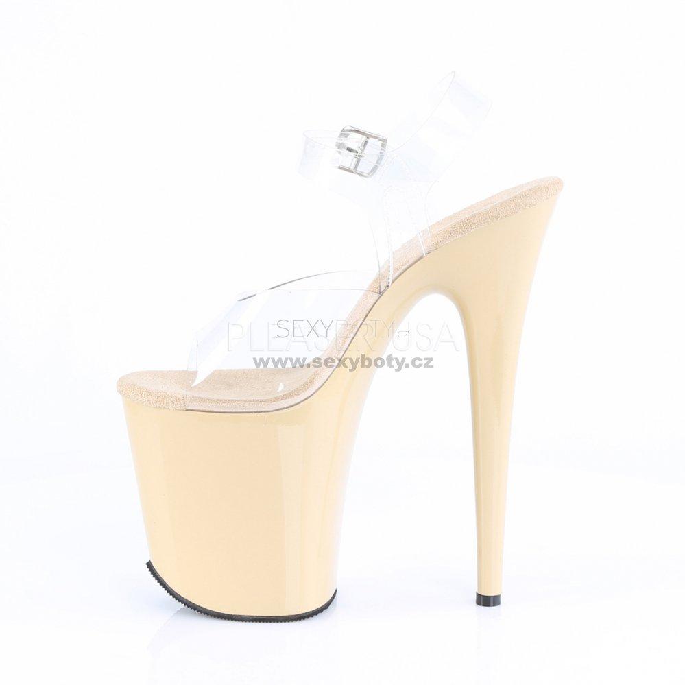 507c9ff1bf3 extra vysoké dámské boty na platformě Flamingo-808-ccr - Velikost 42 ...