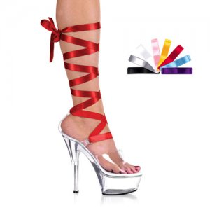 Kiss-295 krásné sexy boty na podpatku a platformě