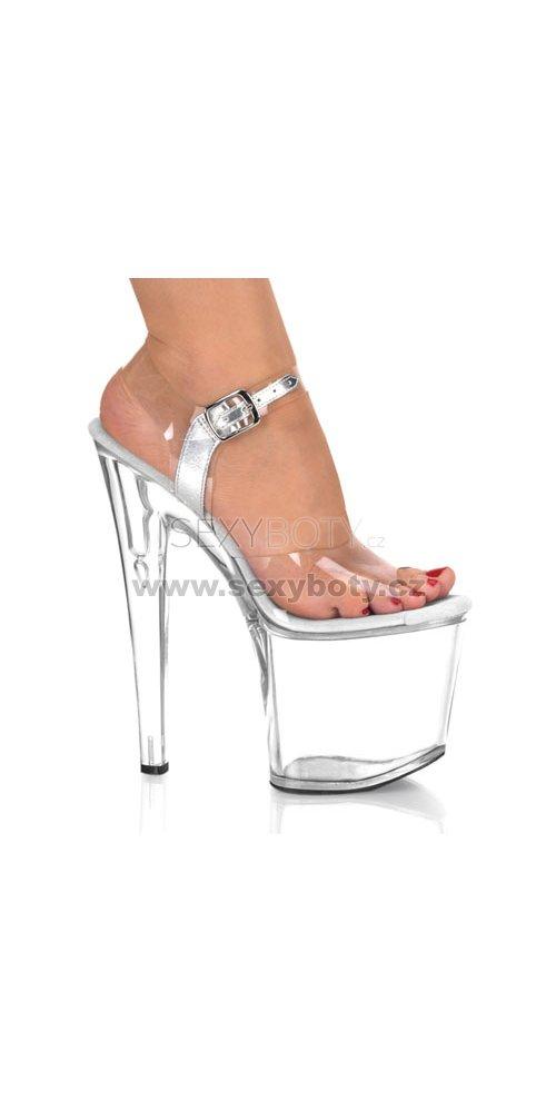 Taboo-708-c boty na velmi vysokém podpatku a platformě - Velikost 42 ... 3d3eb2ba66
