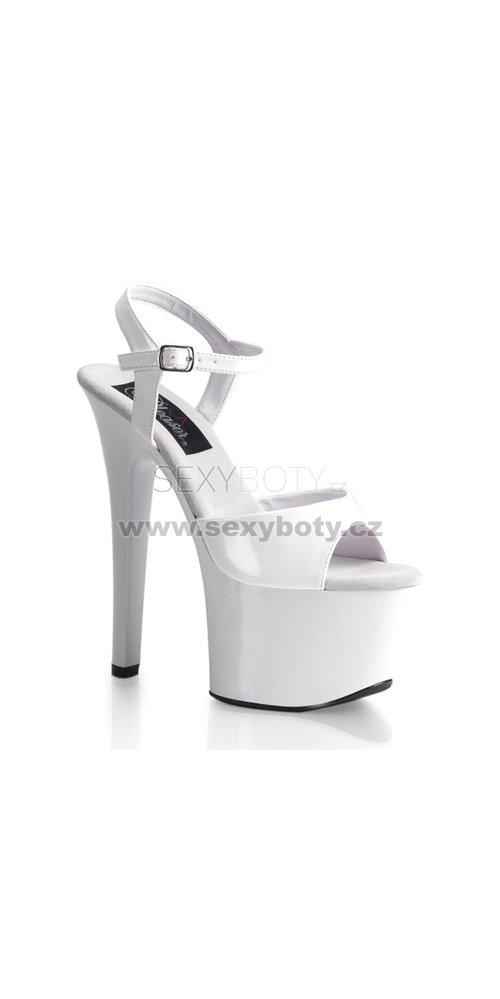 61663d8ce63 Sky-309-w boty na vysokém podpatku a platformě - Velikost 35 ...