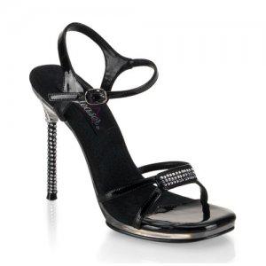 Monroe-11-brs luxusní dámské sandále
