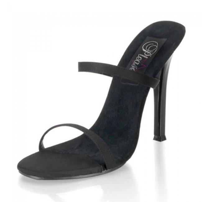 pantoflíčky na podpatku Gala-02-bsat - Velikost 38