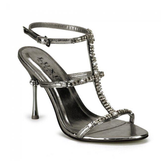 dámské sandály Pleaser Jewel-27pwpu - Velikost 36