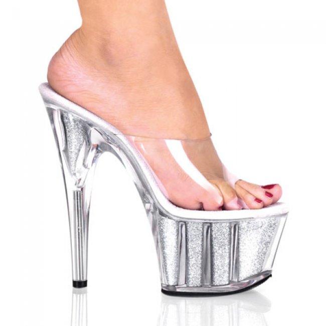 Adore-701g-cs boty na vysokém podpatku a platformě - Velikost 40