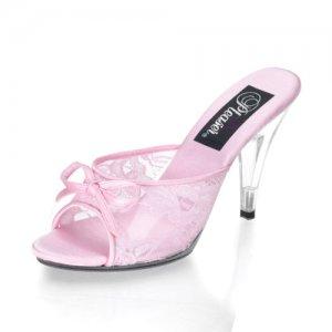 dámské pantoflíčky Caress-401-2-bpc