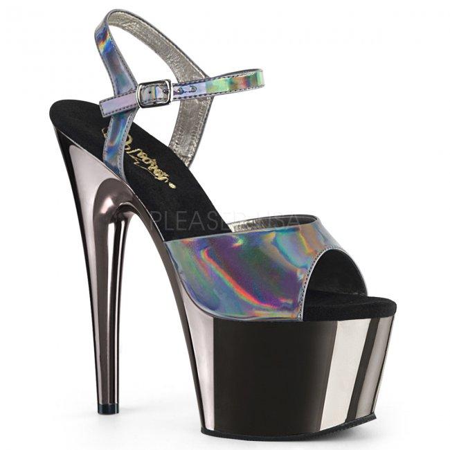 dámské sandály na vysoké platformě Adore-709hgch-pwhgpwch - Velikost 41