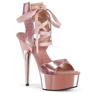 dámské šněrovací sandály Delight-600-14-rogldpu