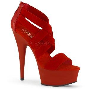boty dámské sandály s elastickými pásky Delight-669-relspu