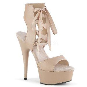 dámské šněrovací sandály Delight-600-14-ndpu