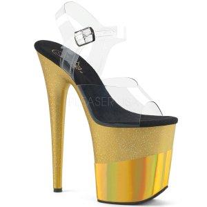 extra vysoké dámské boty Flamingo-808-2hgm-cgghg